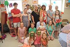 Rainbow Day Nursery Kids
